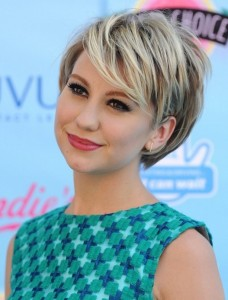 Chic and Cool Short Hairstyles for Summer 2016