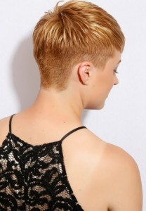 Undercut-Crop Back