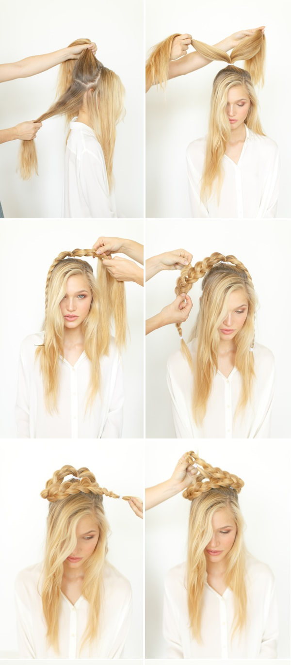 Best Tutorials on Wedding Hairstyles for Summer - Hairstyles and ...