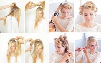 Tutorials on Wedding Hairstyles for Summer