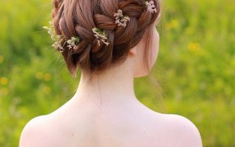cool crown braid