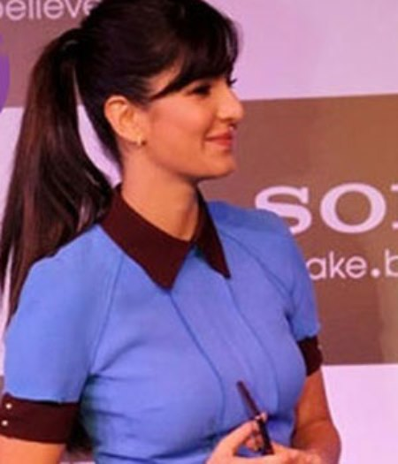 Bollywood Actresses Style Statement Ponytails Try It Out