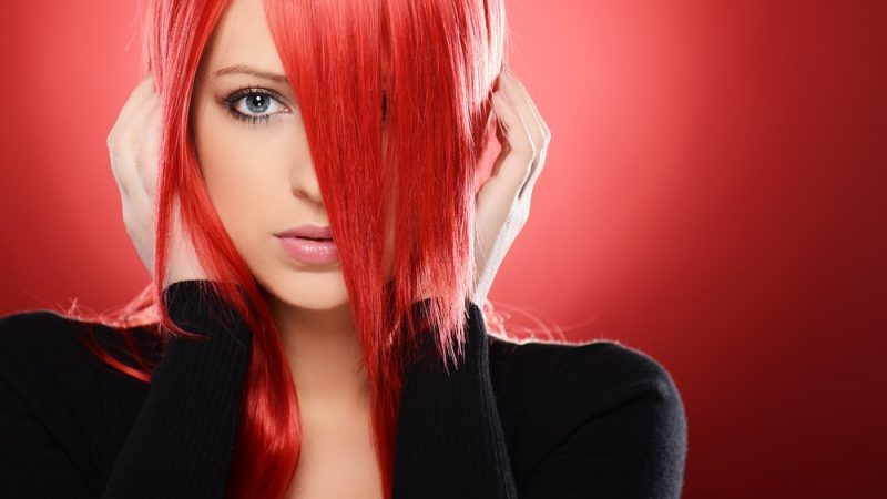 lovely Red Hairstyles