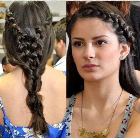 Pleasing Eye Candy Party Hairstyles For Long Hair Hairstyles And Hair Short Hairstyles For Black Women Fulllsitofus