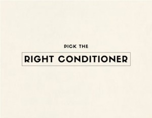 pick up right conditioner