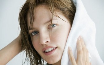 tips for air drying the hair
